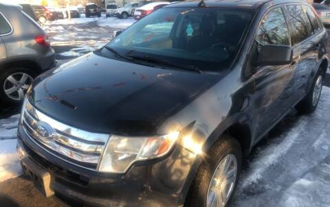 2007 Ford Edge for sale at Right Place Auto Sales in Indianapolis IN