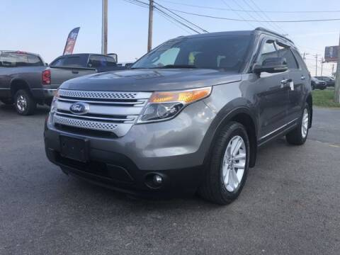 2011 Ford Explorer for sale at Instant Auto Sales in Chillicothe OH