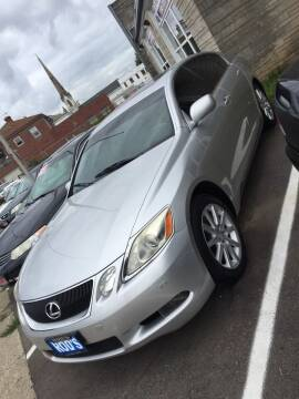 2007 Lexus GS 350 for sale at Rod's Automotive in Cincinnati OH