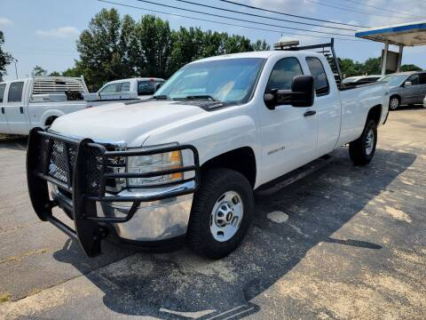 2011 Chevrolet Silverado 2500HD for sale at Capital Motors in Raleigh NC