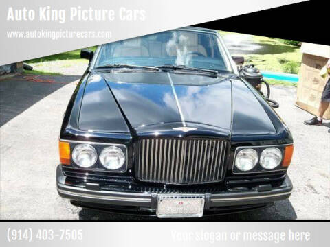1991 Bentley Turbo R for sale at Auto King Picture Cars - Rental in Westchester County NY