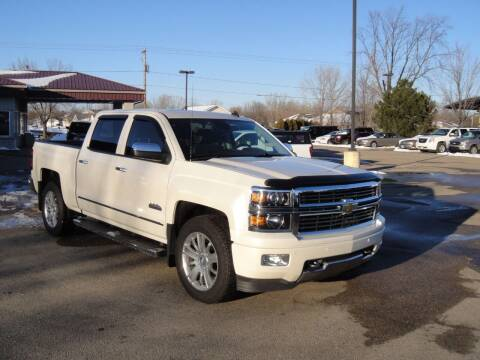 2014 Chevrolet Silverado 1500 for sale at Turn Key Auto in Oshkosh WI