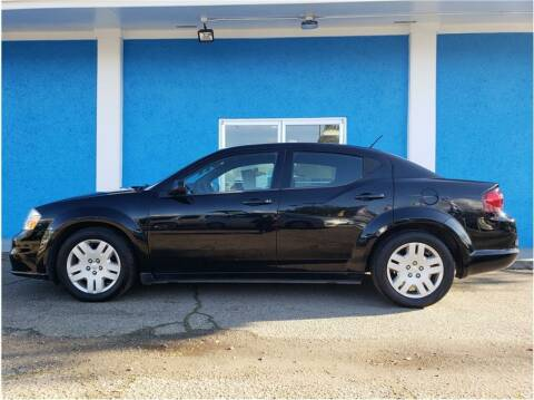 2014 Dodge Avenger for sale at Khodas Cars - buy here pay here in Gilroy, CA