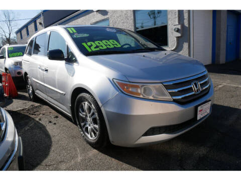 2011 Honda Odyssey for sale at M & R Auto Sales INC. in North Plainfield NJ