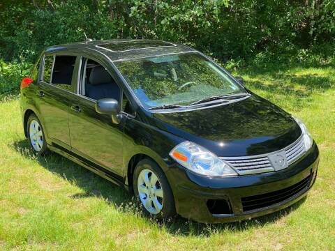 2007 Nissan Versa for sale at Choice Motor Car in Plainville CT