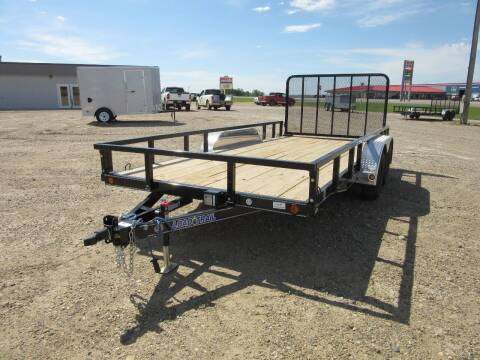 2021 Load Trail UT83167K for sale at Nore's Auto & Trailer Sales - Utility Trailers in Kenmare ND