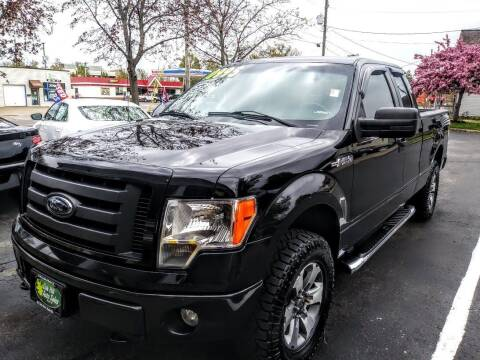 2012 Ford F-150 for sale at Oak Hill Auto Sales of Wooster, LLC in Wooster OH