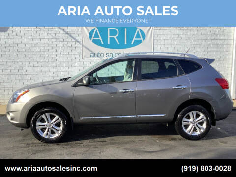 2015 Nissan Rogue Select for sale at ARIA  AUTO  SALES in Raleigh NC