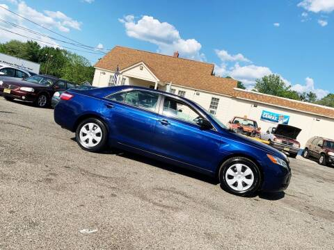 2007 Toyota Camry for sale at New Wave Auto of Vineland in Vineland NJ