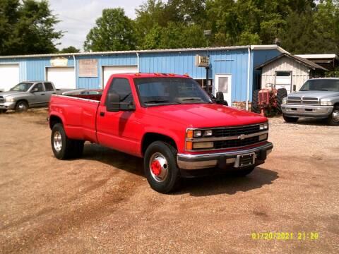 1988 Chevrolet C/K 3500 Series for sale at Tom Boyd Motors in Texarkana TX