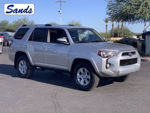 2019 Toyota 4Runner for sale at Sands Chevrolet in Surprise AZ