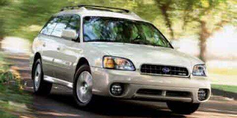 2004 Subaru Outback for sale at QUALITY MOTORS in Salmon ID