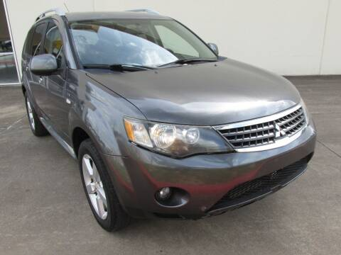 2009 Mitsubishi Outlander for sale at QUALITY MOTORCARS in Richmond TX