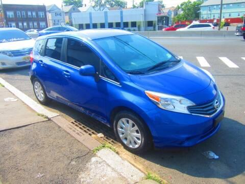 2014 Nissan Versa Note for sale at Cali Auto Sales Inc. in Elizabeth NJ