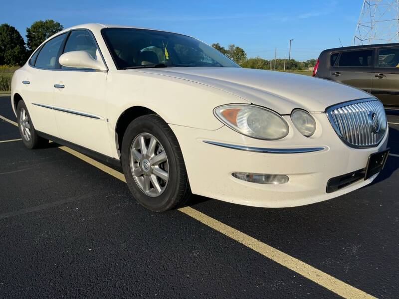 2009 Buick LaCrosse for sale at Quality Motors Inc in Indianapolis IN