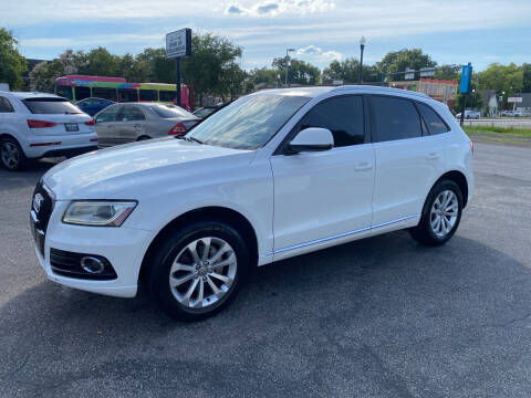 2013 Audi Q5 for sale at BWK of Columbia in Columbia SC