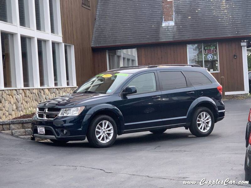 2013 Dodge Journey for sale at Cupples Car Company in Belmont NH