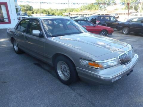 1995 Mercury Grand Marquis for sale at Ricciardi Auto Sales in Waterbury CT