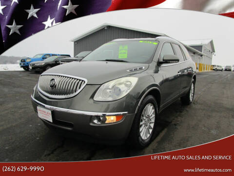 2011 Buick Enclave for sale at Lifetime Auto Sales and Service in West Bend WI