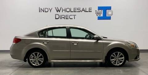 2014 Subaru Legacy for sale at Indy Wholesale Direct in Carmel IN