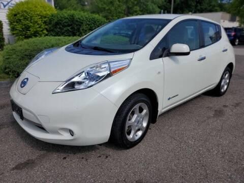 2012 Nissan LEAF for sale at Paramount Motors in Taylor MI