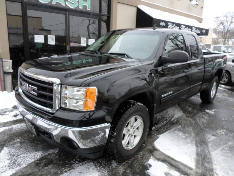 2011 GMC Sierra 1500 for sale at Wilson-Maturo Motors in New Haven Ct CT
