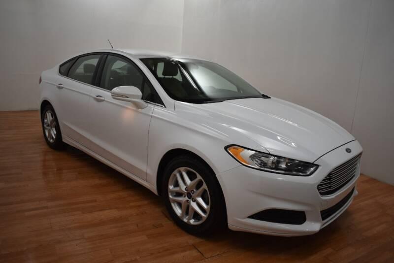 2016 Ford Fusion for sale in Grand Rapids, MI