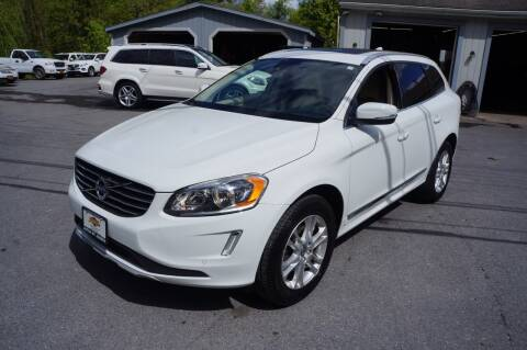 2016 Volvo XC60 for sale at Autos By Joseph Inc in Highland NY