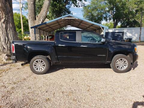 2017 GMC Canyon for sale at HomeTown Motors in Gillette WY