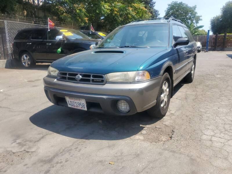 1999 Subaru Legacy for sale at ALL CREDIT AUTO SALES in San Jose CA