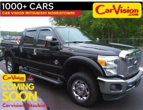2015 Ford F-250 Super Duty for sale at Car Vision Buying Center in Norristown PA