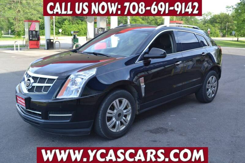 2012 Cadillac SRX for sale at Your Choice Autos - Crestwood in Crestwood IL