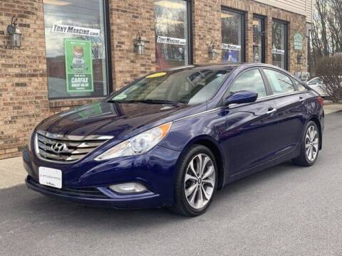 2013 Hyundai Sonata for sale at The King of Credit in Clifton Park NY
