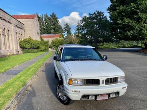 1997 Oldsmobile Bravada for sale at EZ Deals Auto in Seattle WA