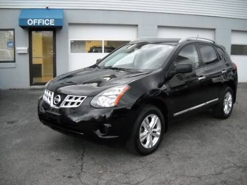 2015 Nissan Rogue Select for sale at Best Wheels Imports in Johnston RI