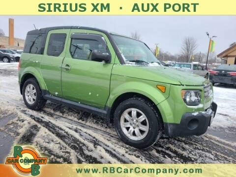 2008 Honda Element for sale at R & B Car Company in South Bend IN