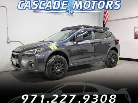 2019 Subaru Crosstrek for sale at Cascade Motors in Portland OR