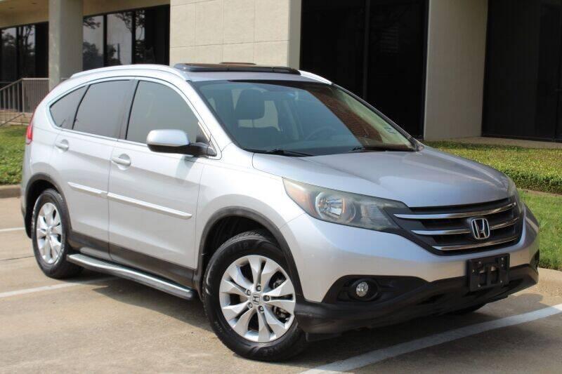 2012 Honda CR-V for sale at DFW Universal Auto in Dallas TX