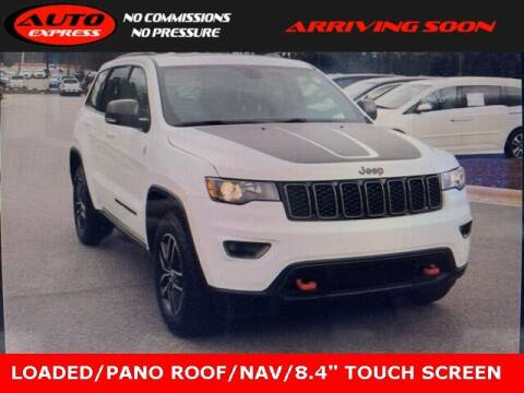 2018 Jeep Grand Cherokee for sale at Auto Express in Lafayette IN