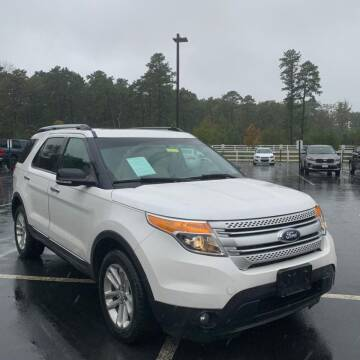 2014 Ford Explorer for sale at JOANKA AUTO SALES in Newark NJ