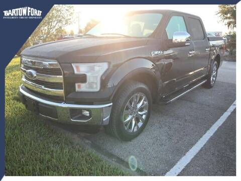 2015 Ford F-150 for sale at BARTOW FORD CO. in Bartow FL
