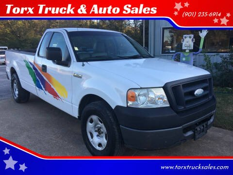 2008 Ford F-150 for sale at Torx Truck & Auto Sales in Eads TN