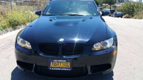 2010 BMW M3 for sale at Ournextcar/Ramirez Auto Sales in Downey CA