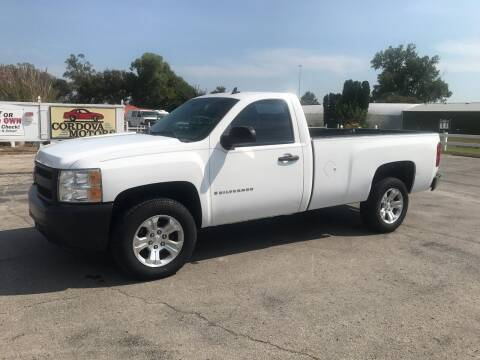 2008 Chevrolet Silverado 1500 for sale at Cordova Motors in Lawrence KS