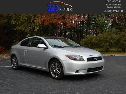 2010 Scion tC for sale at Zed Motors in Raleigh NC