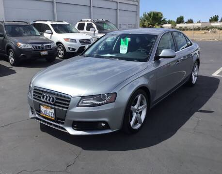 2009 Audi A4 for sale at My Three Sons Auto Sales in Sacramento CA