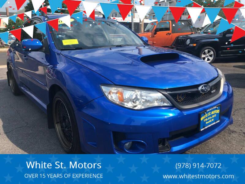 2014 Subaru Impreza for sale at White St. Motors in Haverhill MA