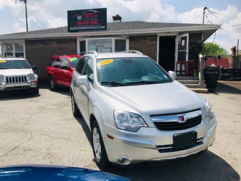 2008 Saturn Vue for sale at I57 Group Auto Sales in Country Club Hills IL