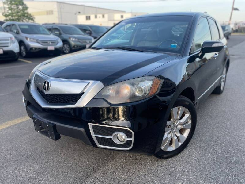 2011 Acura RDX for sale at A1 Auto Mall LLC in Hasbrouck Heights NJ