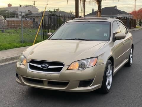2008 Subaru Legacy for sale at ZaZa Motors in San Leandro CA